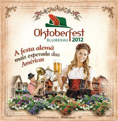 Oktoberfest 2012 - Blumenau - SC