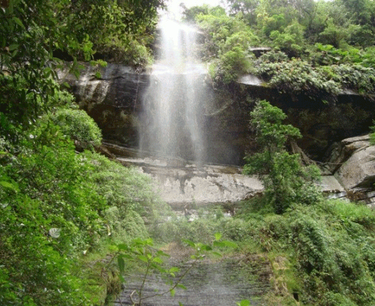 Cachoeira Salto da Mineira - Ascurra - SC