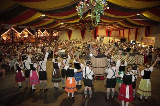 Festa Pomerana em Pomerode