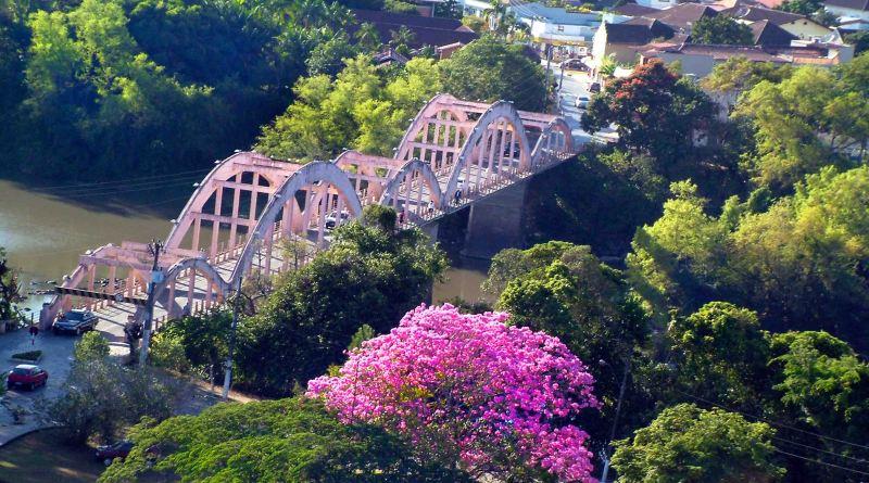 Ponte dos Arcos - Indaial - SC