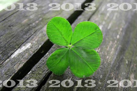 Bem-Vindo 2013!