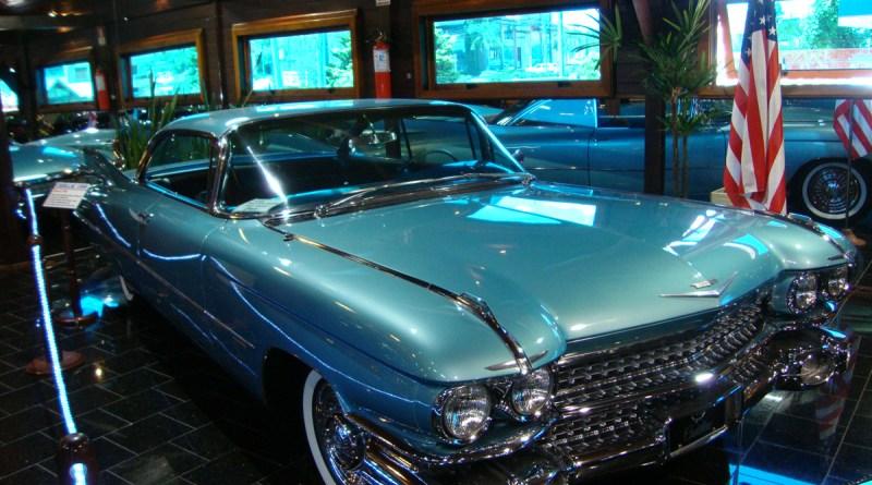 Cadillac 1939 - Hollywood Dream Cars