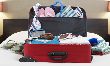 Como arrumar malas de viagem masculinas