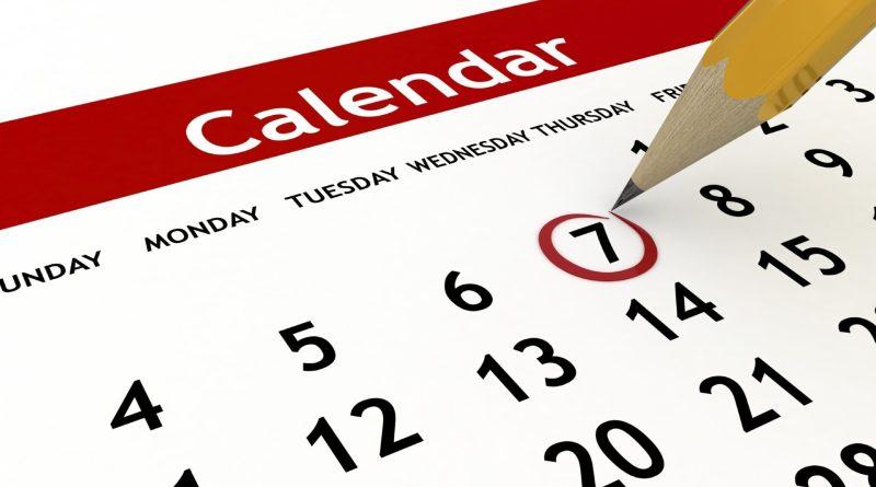 Datas comemorativas 2013