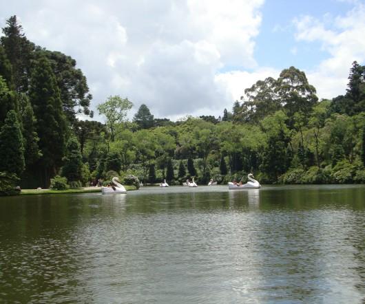 Lago Negro - Gramado - RS