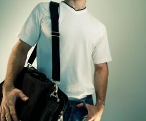 Malas de viagem masculinas