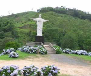 Monumento do Cristo - Rodeio SC