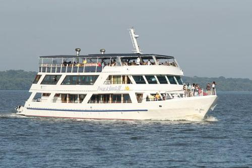 Barco Príncipe - Joinville - SC