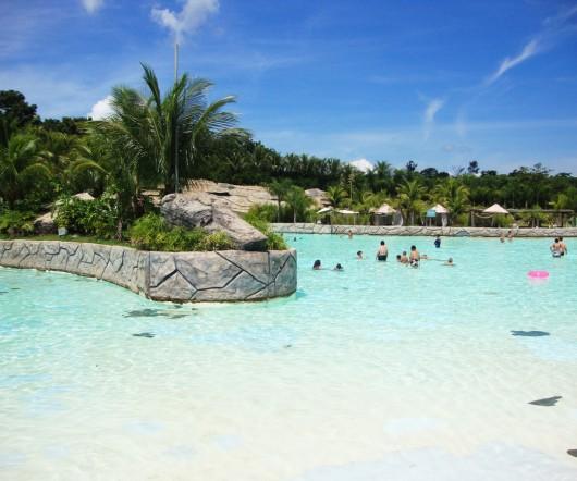 Praia do Cerrado - Rio Quente Resorts
