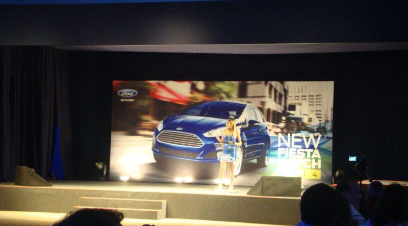 Evento do Ford New Fiesta 2014