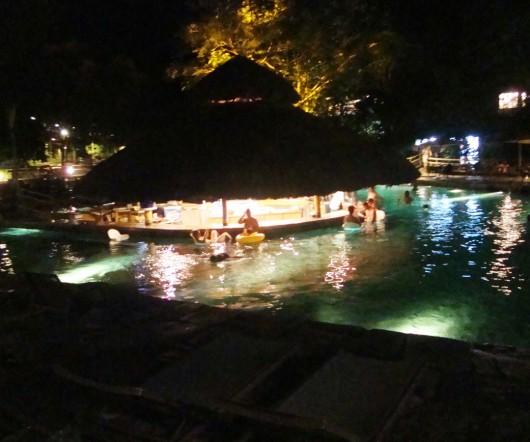 Quiosque - Parque das Fontes