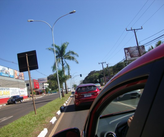 Test-Drive em Foz do Iguaçu