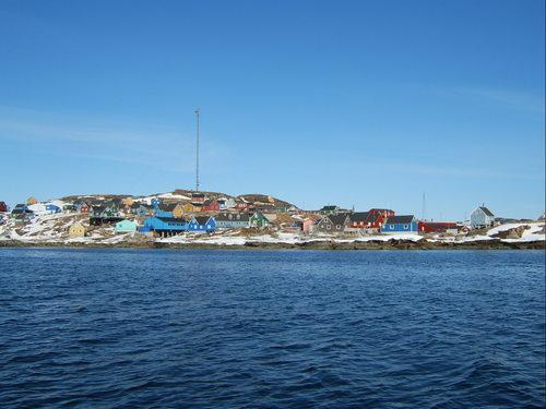 Kangaatsiaq - Groelândia