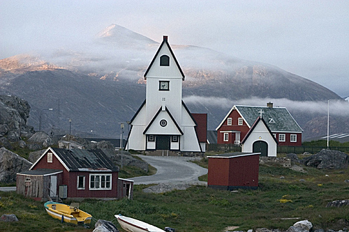 Nanortalik - Groelândia