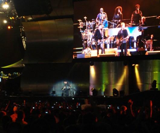 Show no Rock in Rio 2013