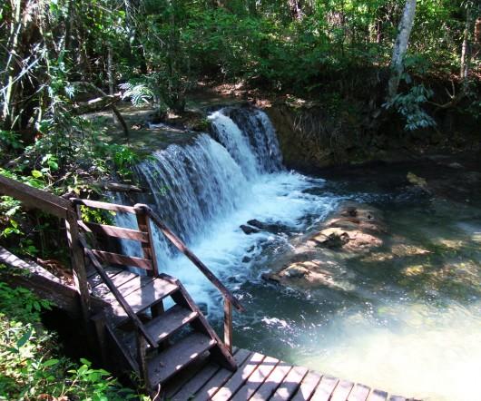 Cascata - Rio Sucuri