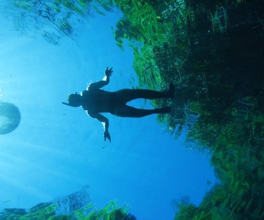 Flutuação - Lagoa Misteriosa