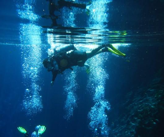 Mergulhador - Lagoa Misteriosa