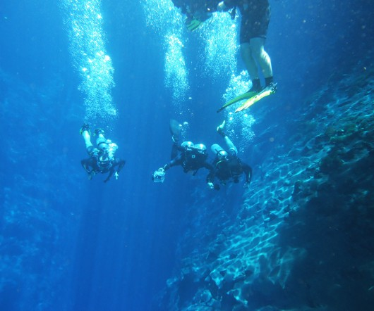 Mergulho - Lagoa Misteriosa