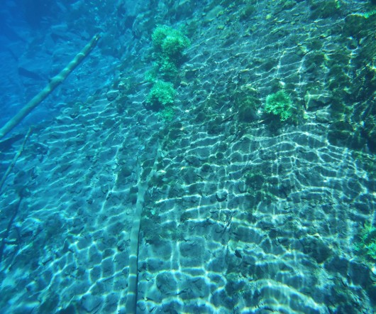 Vista dentro - Lagoa Misteriosa