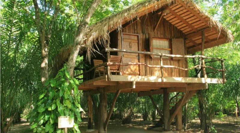 Cabana do Hotel Cabanas