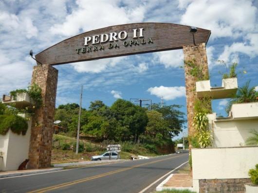 Pedro II - Piauí