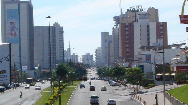 Aniversário de Cuiabá 2014 - 295 anos