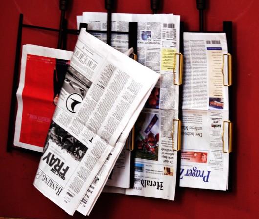 Mudanças no conteúdo editorial