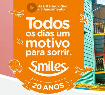 365 motivos para sorrir Smiles