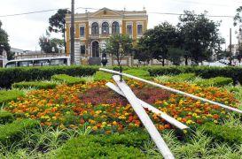 Relógio de Flores - Curitiba - PR