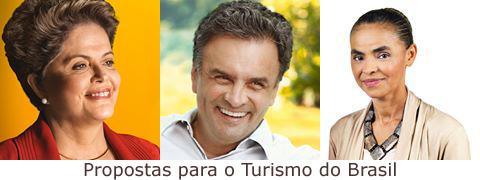 Resultado eleições 2014 para o turismo