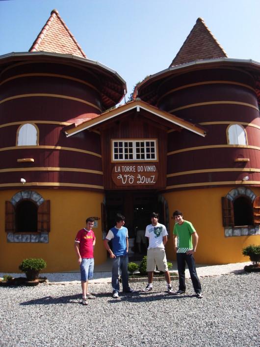 La Torre do Vinho Vô Luiz - Nova Trento