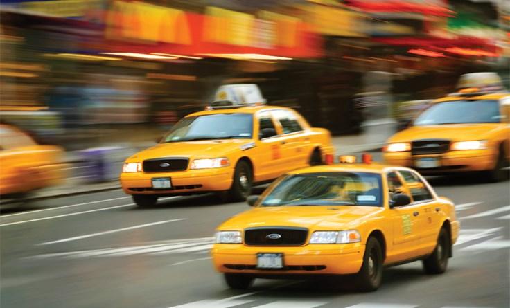 Aplicativos para táxi