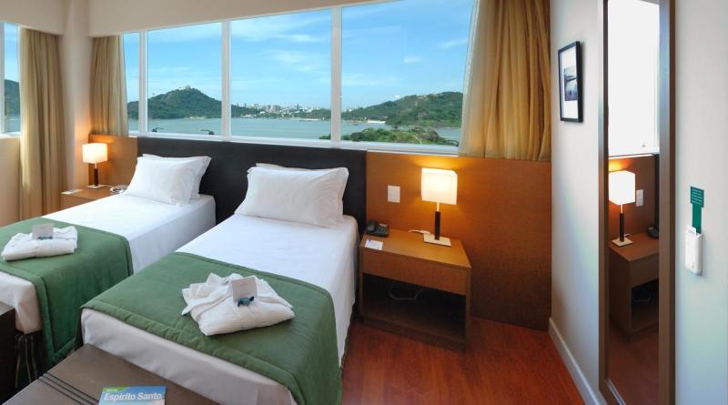 Hotéis onde ficar Brasil