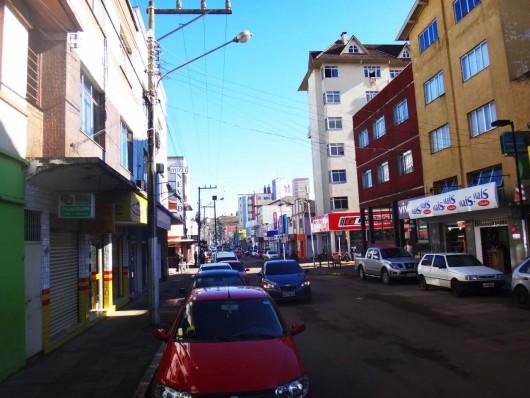 Ruas de São Joaquim - SC
