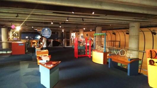 Aparelhos Museu de Ciências e Tecnologia da PUC-RS