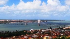 Vista do Parque da Cidade de Aracaju - SE