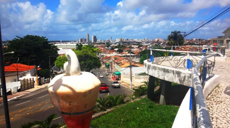 Colina de Santo Antônio - Aracaju - SE