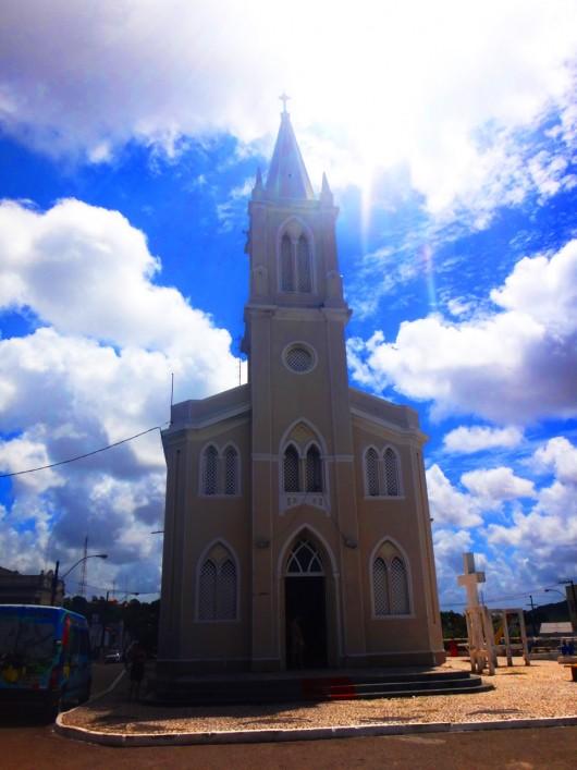 Igreja de Santo Antônio - Aracaju - SE
