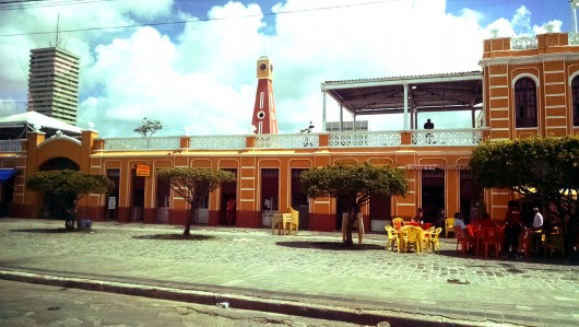 Mercados Municipais - Aracaju - SE