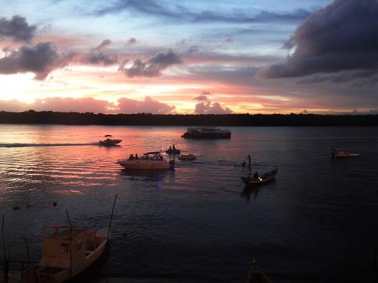 Orla do Pôr do Sol - Aracaju - SE