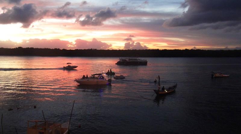 Orla da Pôr do Sol - Aracaju - SE