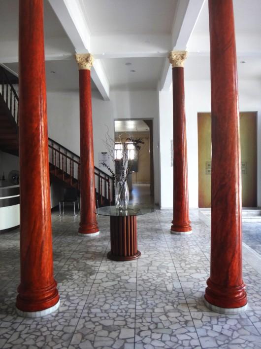 Restauração Centro de Cultura de Aracaju