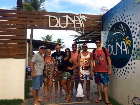 Restaurante Duna Beach - Aracaju - SE