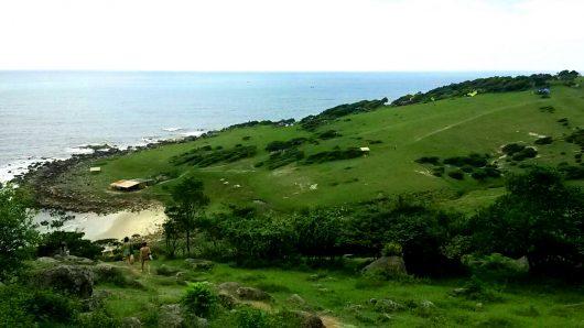 Trilha Praia do Maço - Guarda do Embaú - SC