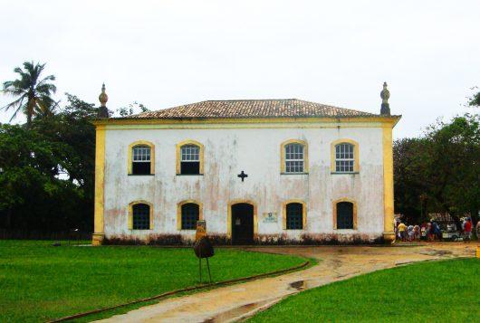 Casa da câmara - Porto Seguro - BA