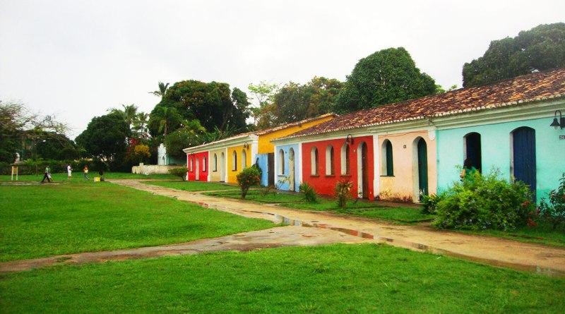 Centro histórico - Porto Seguro - BA