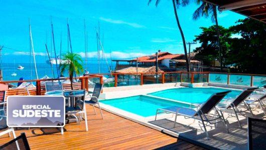 Hotel Fita Azul - Ilhabela - SP