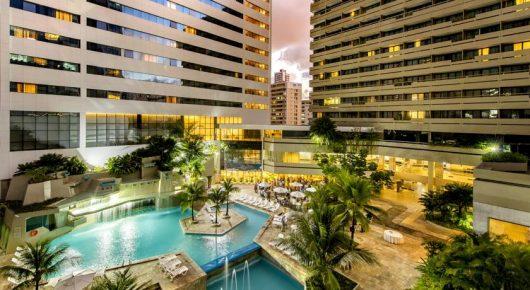 Mercure Mar Hotel - Recife - PE