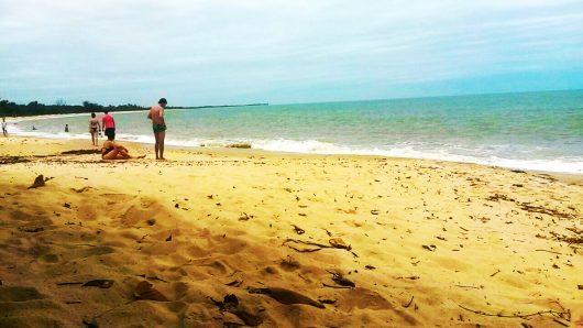 Praia de Santo André - Porto Seguro - BA